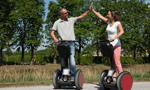 Seg Adventures: 60-Minute Segway Tour with 30-Minute Training for Two or Four from Seg Adventures (Up to 31% Off)