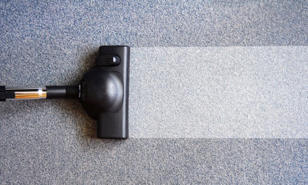 Carpet Cleaning for Two, Three, or Five Rooms and One Hallway from 1st Step Carpet Care (Up to 51% Off)