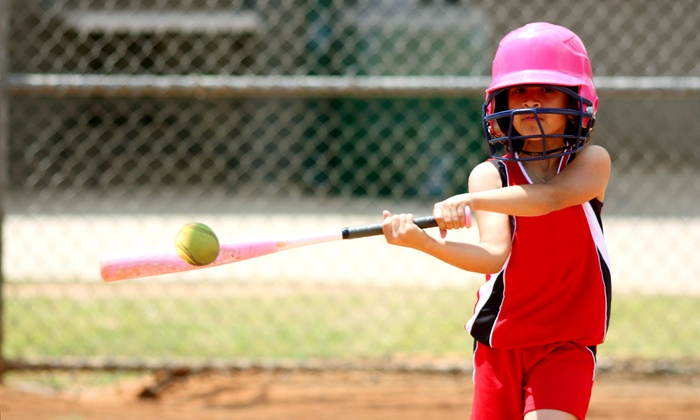Strength and Fitness Club - Cranford: 10 or 20 Batting Cage Tokens at Strength and Fitness Club (Up to 56% Off)