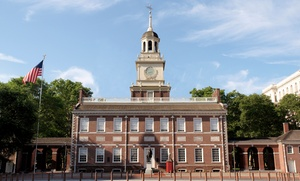 The Constitutional Guided Walking Tour: Historical Walking Tour for Two or Four from The Constitutional Walking Tour (Up to 50% Off)