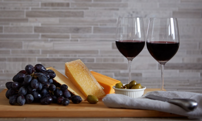 Cheese Culture - East Fort Lauderdale: $25 for Wine and Cheese for Two at Cheese Culture (Up to $41.99 Value). Groupon Reservation Required.