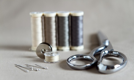 Store Merchandise at Village Sewing of Redding (Up to 55%). Two Options Available.