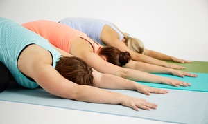 Farmingdale Wellness: 5, 10, or 20 Yoga and Pilates Classes at Farmingdale Wellness (Up to 77% Off)