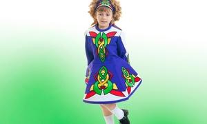 Rhythm of Ireland School of Irish Dance: Irish Dance Boot Camp for One or Two Children at Rhythm of Ireland School of Irish Dance (Up to 64% Off)