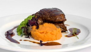 Sweet Potato Cafe: Southern Farm-to-Table Cuisine for Lunch or Dinner at Sweet Potato Cafe (43% Off)