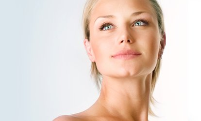 image for Microcurrent <strong>Face-Lift</strong> with Optional Neck-Lift at Healthy Image Colorado (Up to 76% Off)