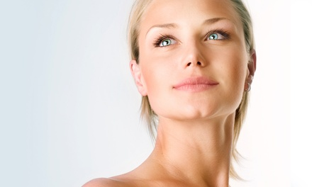 Fractional Laser Services at Etherion Advanced Skincare and Body Centre (Up to 56% Off). Five Options Available.