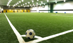 La Liga Indoor Soccer: $25 for Four Adult Beginner Soccer Training Classes from La Liga Indoor Soccer ($40 Value)