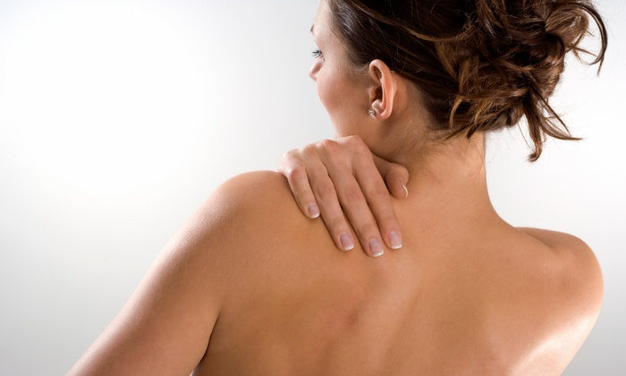 Herb At My Acu Spa - Pacific Beach: 60-Minute Therapeutic Massage from Herb at My Acu Spa (55% Off)