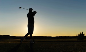 Fore Kicks - Norfolk: $30 for an 18-Hole Round of Golf for Two on a Fully Lighted Par 3 Course at Fore Kicks ($56 Value)