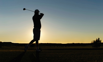 $30 for an 18-Hole Round of Golf for Two on a Fully Lighted Par 3 Course at Fore Kicks ($56 Value)
