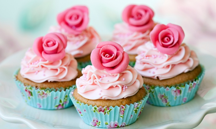 Delightful Treats - Altamonte Springs: Two-Hour Cupcake-Decorating Class for One or Two at Delightful Treats (Up to 37% Off)