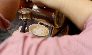 The Coffee Lounge: $8 for Four Groupons, Each Good for $5 Worth of Cafe Food and Drinks at The Coffee Lounge ($20 Value)