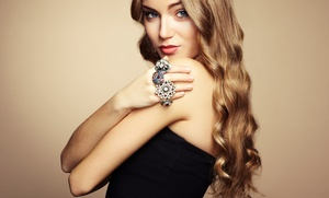 Jolie Couture on Main: $75 for Eight Laser Hair-Therapy Sessions from Alina at Jolie Couture on Main ($300 Value)