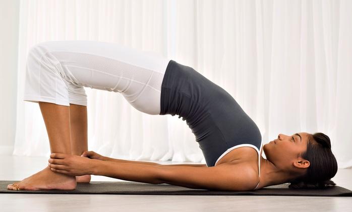 10 clases de bikram yoga por 49 € en el barrio de Salamanca