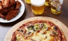 The Sliced Pint - Downtown St. Louis: Pizza, Sandwiches, and Beer at The Sliced Pint (Up to 45% Off)