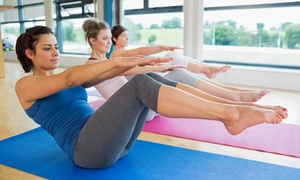 Fired Up Fitness: Five or 10 Fitness Classes, or One Month of Unlimited Classes at Fired Up Fitness (Up to 58% Off)