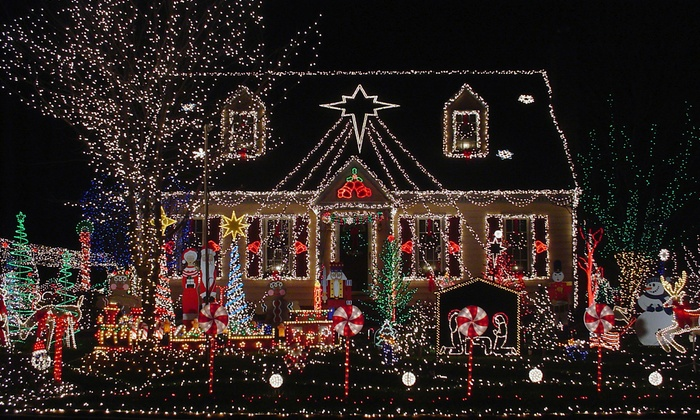 SERVIZ - Los Angeles: $15 for $45 of Holiday Lighting Services and More Via The SERVIZ iPhone App