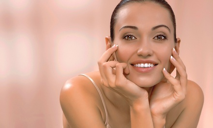 Microdermabrasion with Optional European Facial at Blown Away Salon - Christina Bermudez (Up to 52% Off)