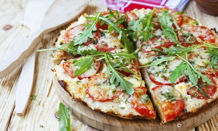 Two Large Specialty or Two-Topping Pizzas at Kuhar's Pizza Oven (Up to 50% Off)