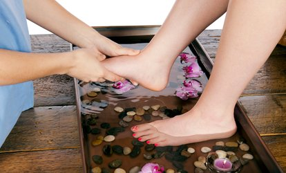 image for One or Three Foot-Detox Treatment Baths at Stars and Sage Body Therapy (Up to 53% Off)
