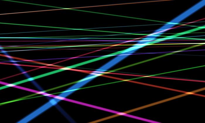 Laser Ed - Denton: $9 for $14 Groupon — Pink Floyd Laser Show