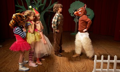 Up to 50% Off Summer Camp at Austin Children's Theater