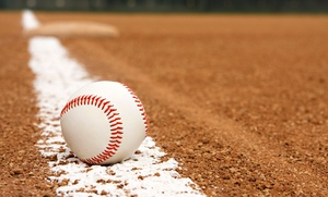 South Bay Refinery: $109 for a Five-Day Summer Baseball & Softball Camp at South Bay Refinery ($185 Value). Two Options.