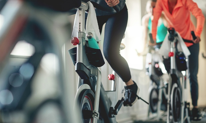 Crank It Up: Cycle Row Strength Kickbox
