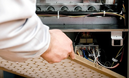 $59 for Cleaning Services for Furnace and 10 Ducts from Just In Time Furnace ($130 Value)