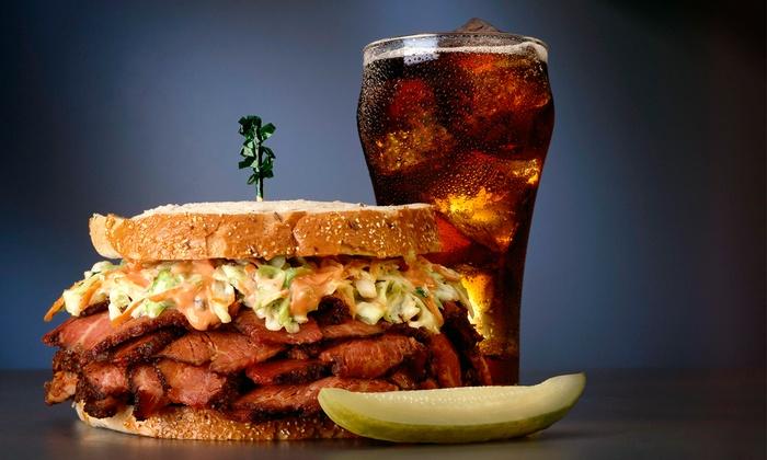 Gandolfo's New York Deli - Tampa - Carrollwood: $12 for $20 Worth of Deli Food and Sandwiches at Gandolfo's New York Deli