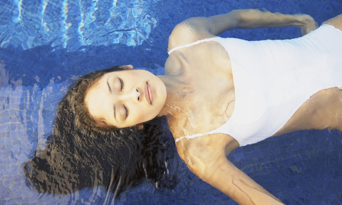 Up To 43 Off Isolation Flotation Tank Therapy
