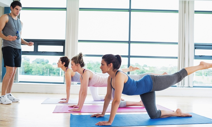 Namaste Yoga - Lynnmour South: One or Two Months of Unlimited Classes or 10 Classes at Namaste Yoga (Up to 76% Off)