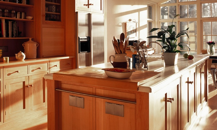 Salmaxx - Philadelphia: Custom Kitchen Design Package and Consultation from Salmaxx Cabinets (50% Off)