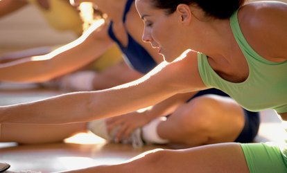 image for Three or Six Weeks of Unlimited Group Classes at Renew Fitness (Up to 85% Off)