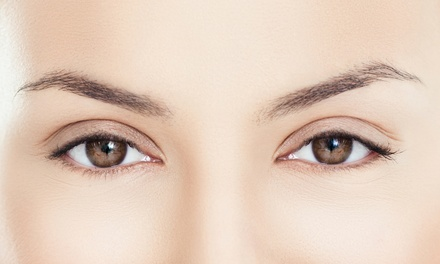 Two or Four Eyebrow Threading Sessions at Style N Cutz (Up to 55% Off)