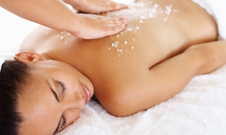 Peeling corporal con masaje y opción a servicios adicionales a elegir desde 19,95 € en ArtSalon de Belleza Lotus Oferta en Groupon