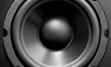 $69 for a Small SoundEquipment Rental from National Sound Rental ($139 Value)