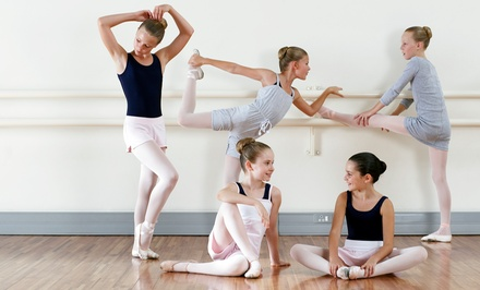 Five Days of Sleep Away Camp at Mountain Top Summer Dance Camp (45% Off)