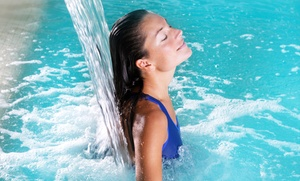 Theramar: Circuito de fisioterapia hidrotermal para 2 personas con opción a masaje de 30 minutos desde 24,95 € en Theramar