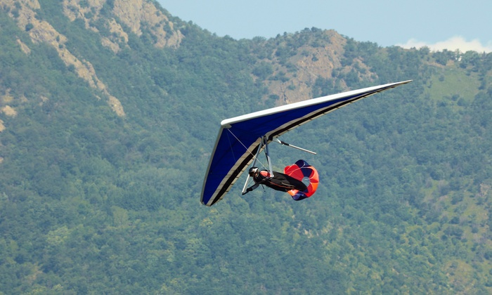 Great Lakes Hang Gliding - Chicago: $149 for a Tandem Hang Gliding Experience from Great Lakes Hang Gliding (52% Off)