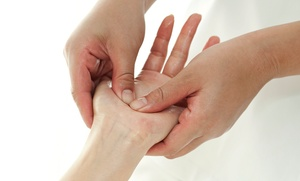 The Zen Lounge: $24 for Hand and Arm Rejuvenation Session at The Zen Lounge($45 Value)