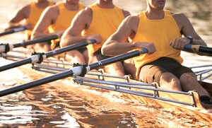 Three Rivers Rowing Association: One Week of Half- or Full-Day Kids' Rowing Camp from Three Rivers Rowing Association (Up to 62% Off)