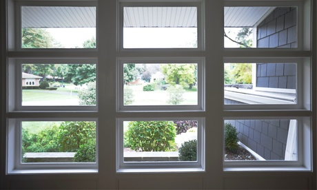Exterior and Interior Window Cleaning for 10 or 20 Windows from Amy's Janitorial Supply (Up to 77% Off)