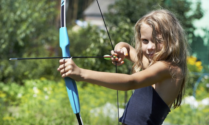 G Woods Archery - Broadview: $499 for a Two-Hour Archery Party for Up to 20 People at G Woods Archery ($1,000 Value)