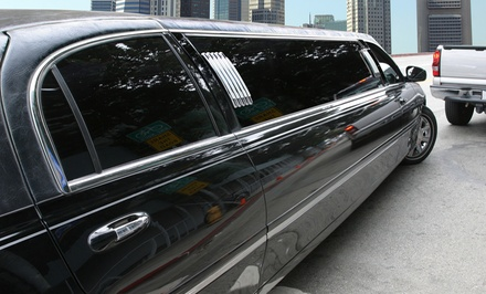 Four-Hour Limo Outing from La Class Transportation & Limousines (Up to 53% Off). Two Options Available.
