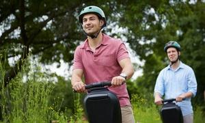Cooltourings: 60 Min. Segway-Tour und/oder 30 Min. Training für zwei Personen bei Cooltourings (bis zu 56% sparen*)