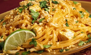 Surin of Thailand: $20 for $40 Worth of Thai Cuisine and Sushi at Surin of Thailand