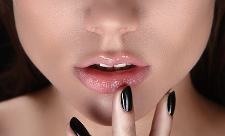One, Two, or Three No-Chip Gel Manicures at Ultra Lux Salon & Day Spa (Up to 48% Off)