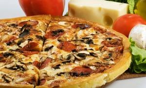 Credo Pizzeria: 60% off at Credo Pizzeria